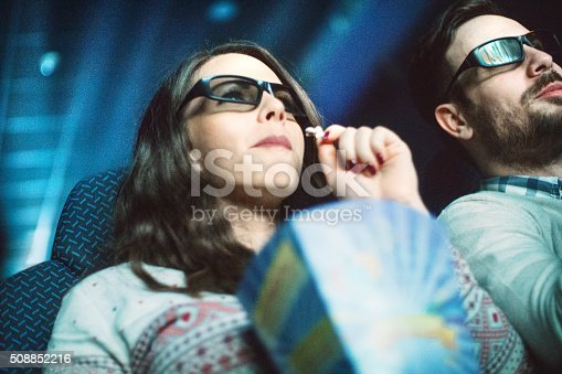 187095683 istock photo Movie night. 508852216