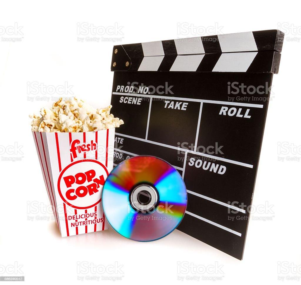 Movie stock photo