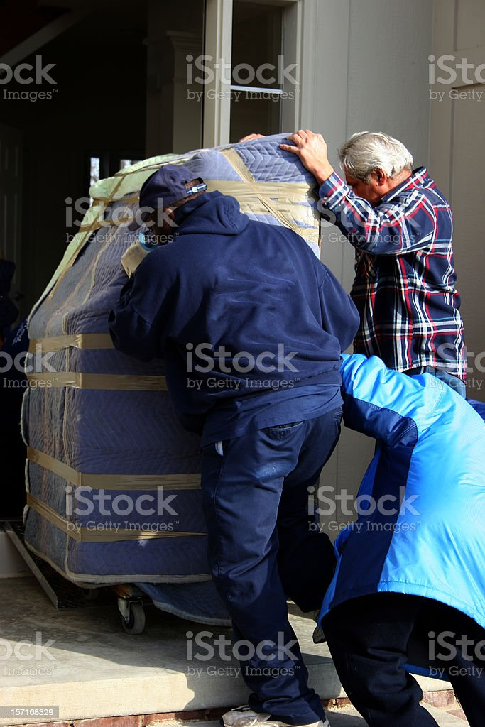 Moving 4 royalty-free stock photo