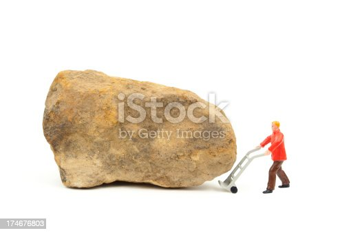 istock Moving and Determination Concept 174676803