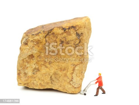 istock Moving and Determination Concept 174681286
