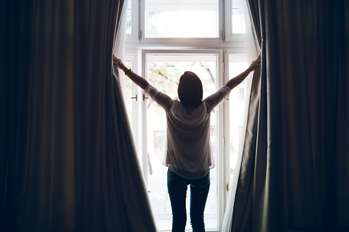 680846060 istock photo Moving curtains 1140824886