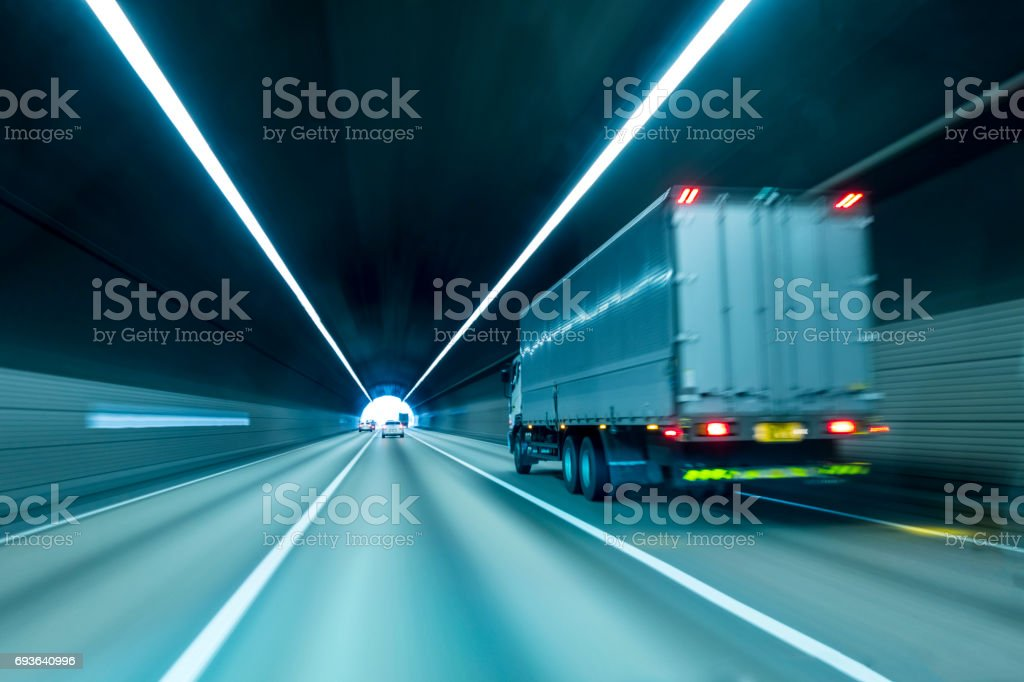 moving freight car stock photo