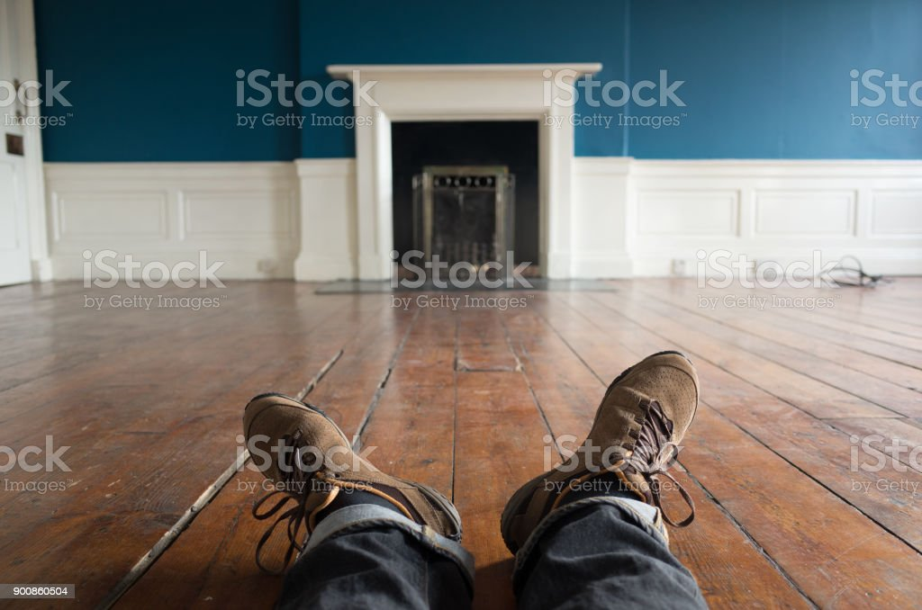 Moving Home and DIY Decisions stock photo