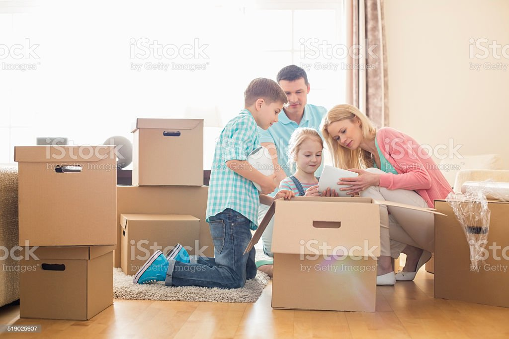 Moving home