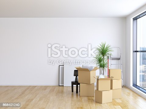 istock Moving home 868401240