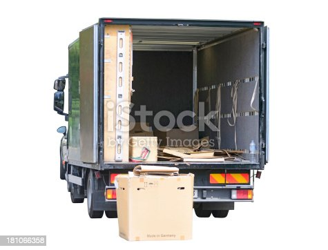 istock moving house float - Umzugswagen 181066358