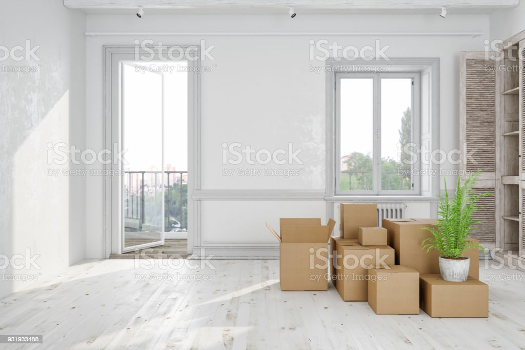 Moving House – Foto
