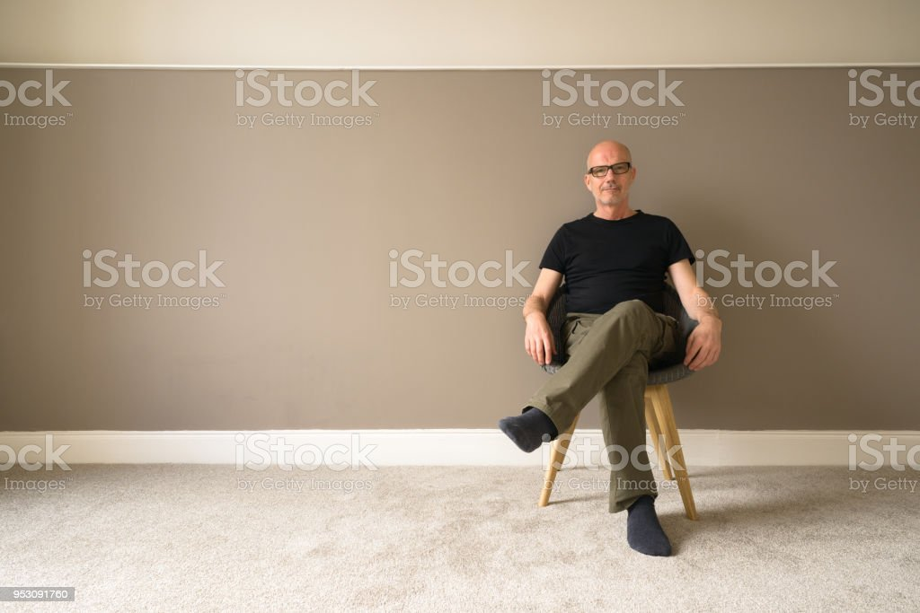 Moving in to new home DIY royalty-free stock photo