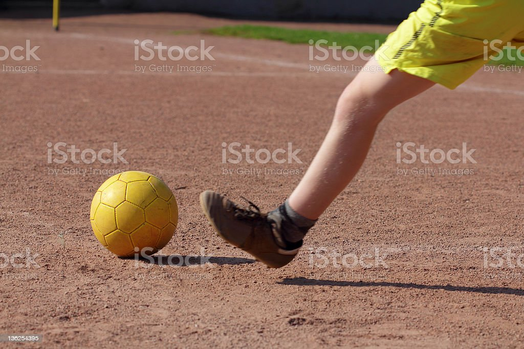 moving leg stock photo
