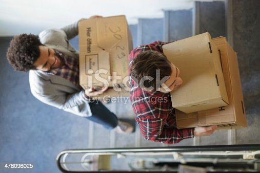 istock Moving Office 478098025