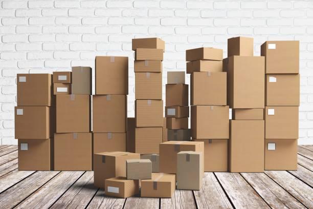 Moving. stock photo