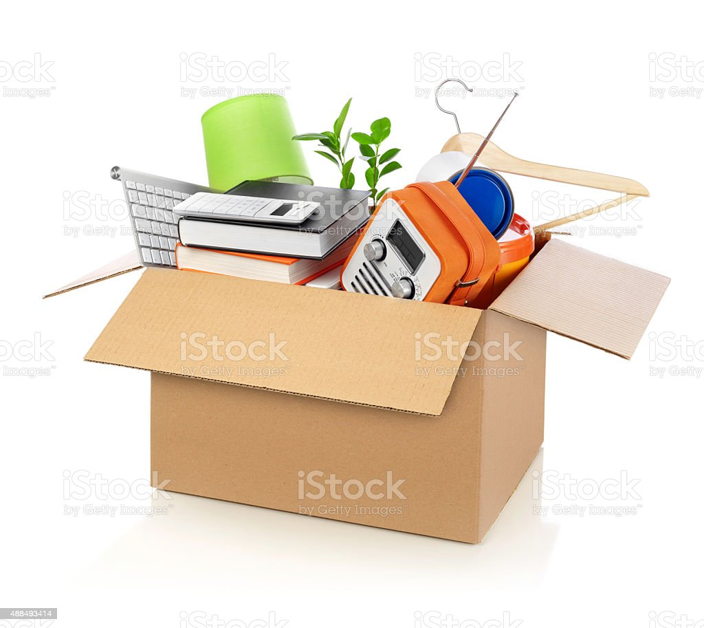 Moving time stock photo