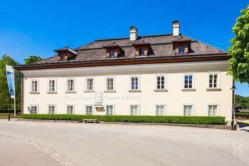 Mozarthaus in St. Gilgen