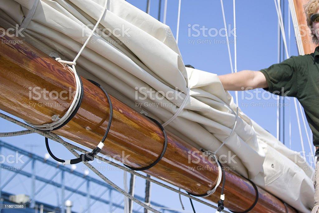 M-r Captan royalty-free stock photo