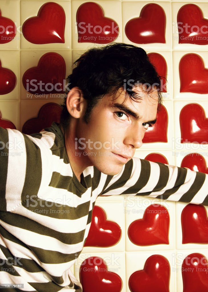 Mr. Lover-Lover royalty-free stock photo