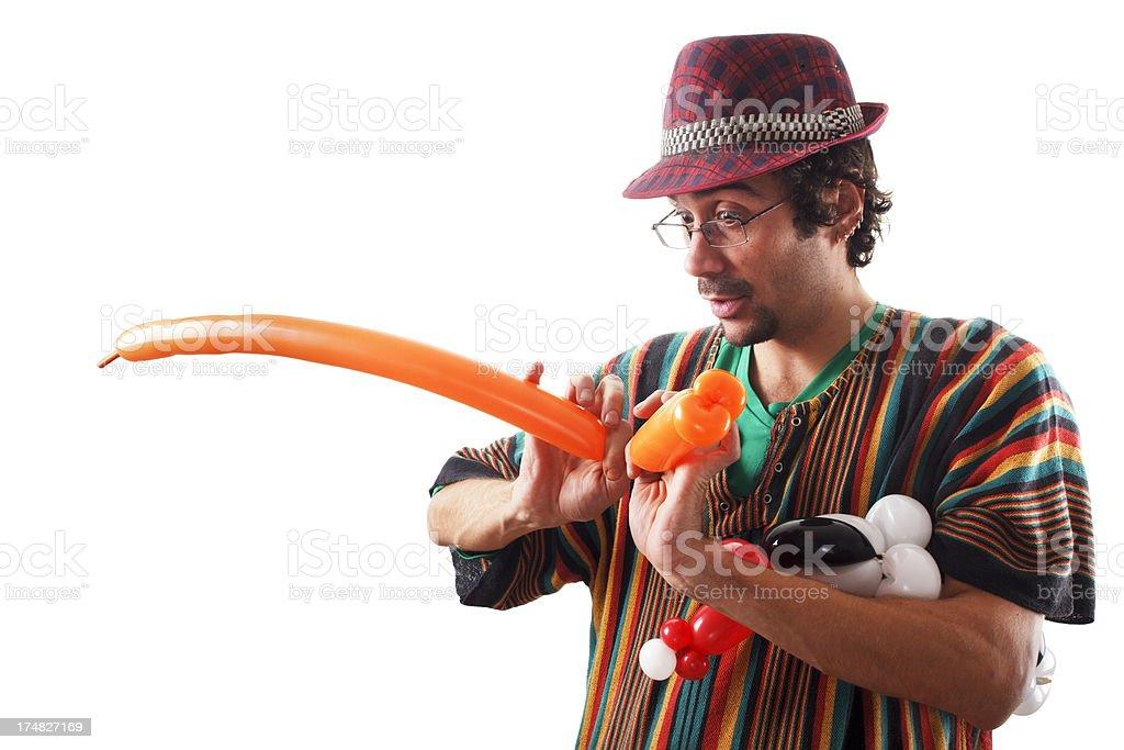 Mr. twister stock photo
