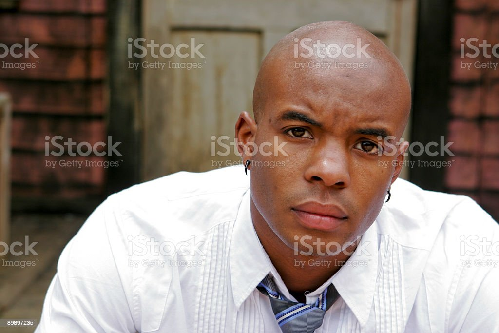 Mr.Business royalty-free stock photo