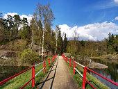 istock Mseno lake, Jablonec nad Nisou, Czech Republic 538049318