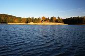 istock Mseno reservoir in autumn 509484362