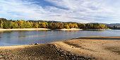istock Mseno reservoir in autumn 509485044
