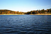 istock Mseno water reservoir in autumn 513370090