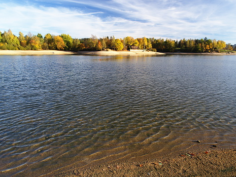 istock Mseno water reservoir in autumn 519266910