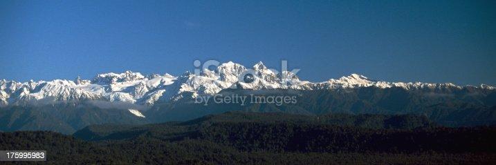 istock Mt. Cook and Tasman 175995983