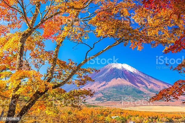Mt Fuji Japan Stock Photo - Download Image Now