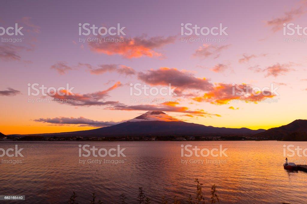 富士山 免版稅 stock photo