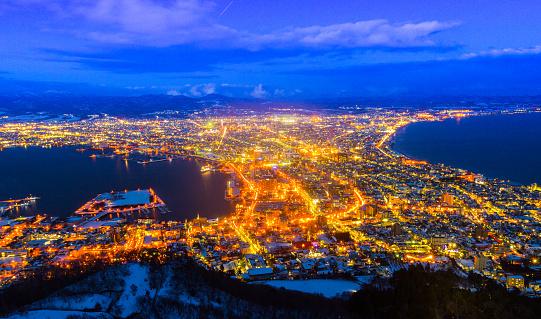 函館山 - アジア大陸のストックフォトや画像を多数ご用意