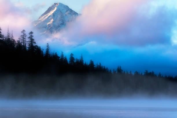 Mt. Hood, Oregon stock photo