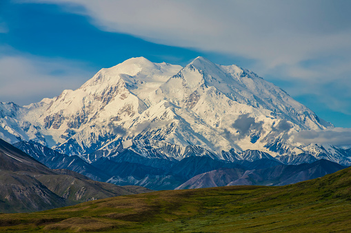 Mt Mckinley Denali National Parkalaska Stock Photo - Download Image Now