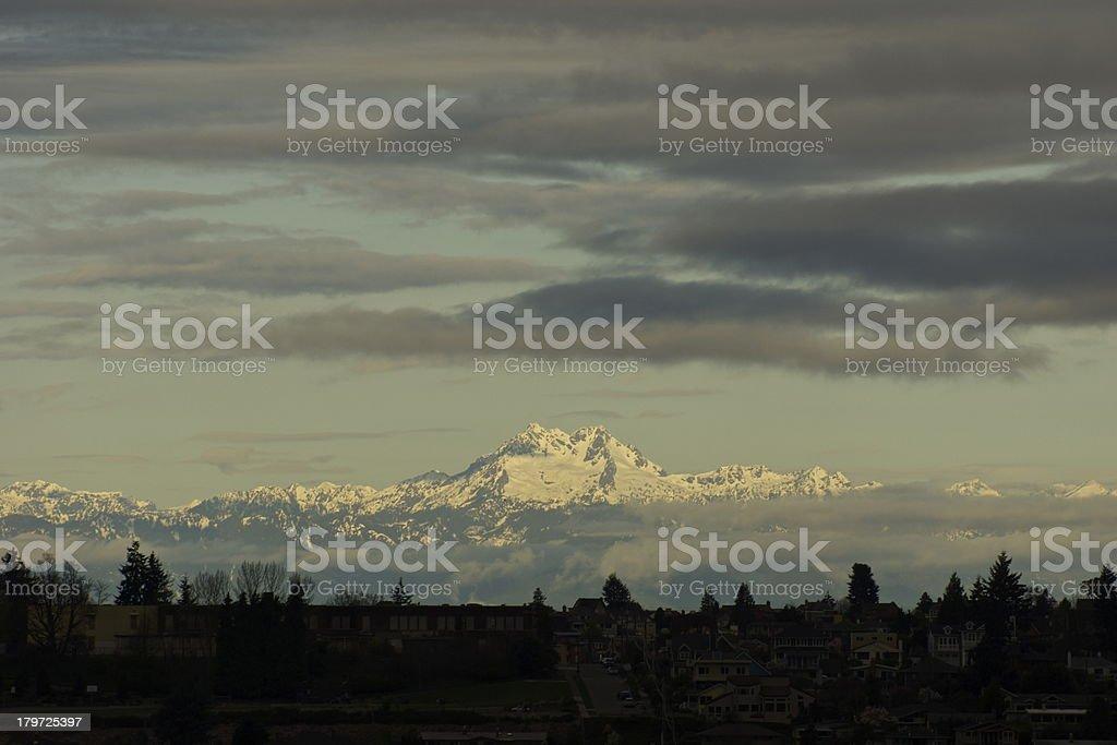 Mt. Olympus natürlichen Mystic – Foto