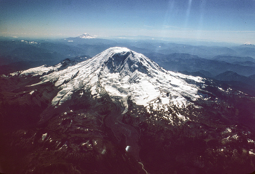 istock Mt Rainier National Park-Aerial View-1979 1193828883