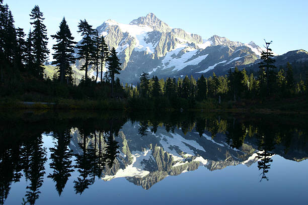 Mont Shuksan - Photo