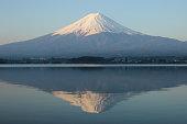 Mt.Fuji で河口湖