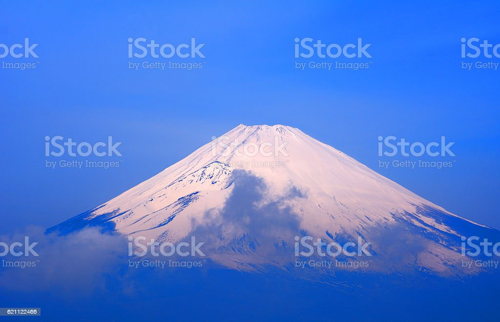 Mt.Fuji, Japan stock photo