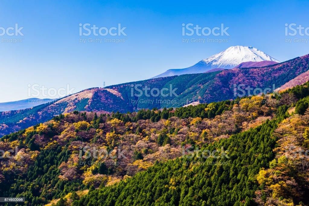 Mt.Fuji stock photo