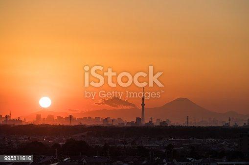 1131743616 istock photo Mt.Fuji 995811616