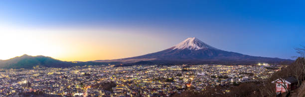 Mt.Fuji Sunrise – Foto