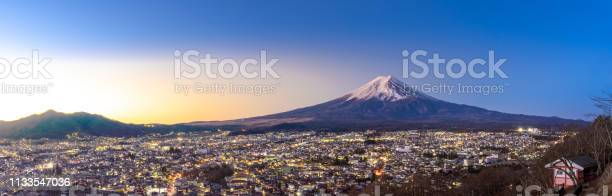 Photo of Mt.Fuji Sunrise