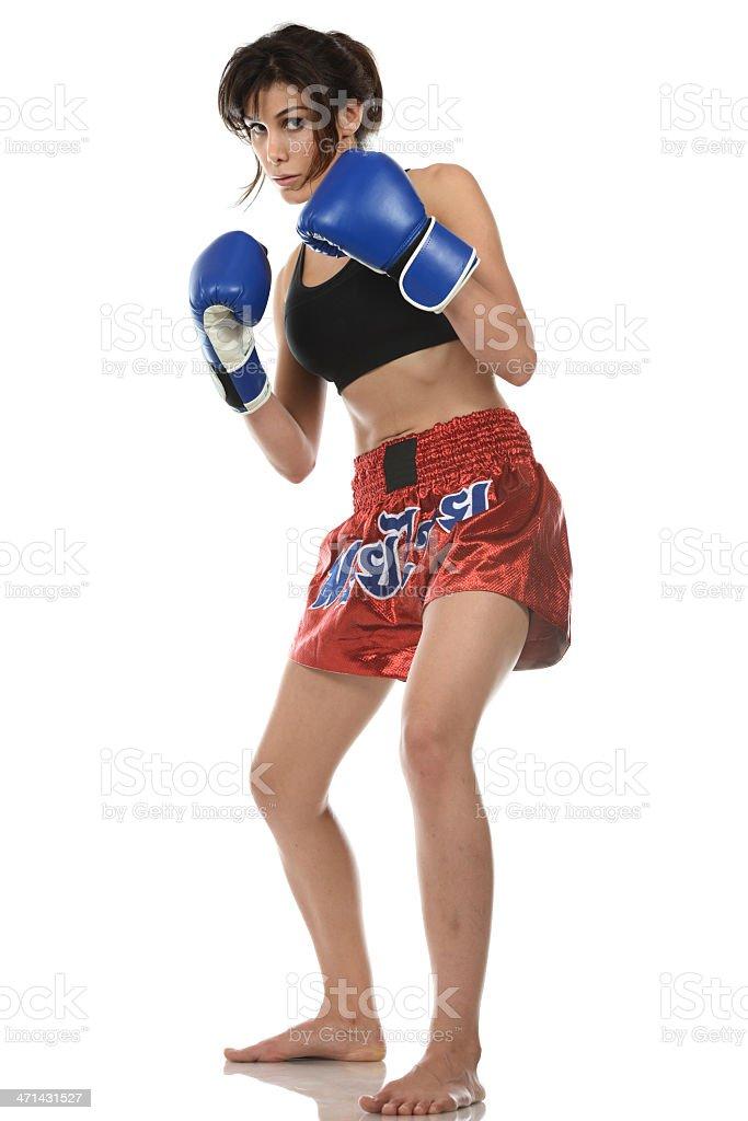 Muay Thai Kämpfer – Foto