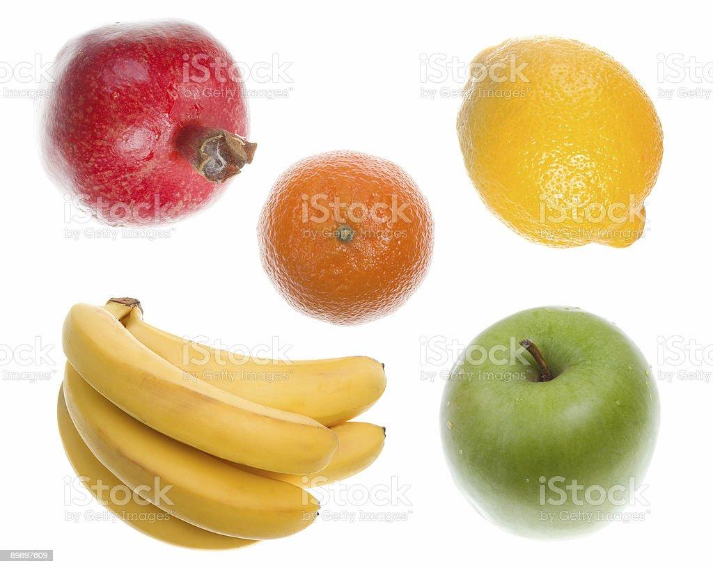Viele Obst Lizenzfreies stock-foto