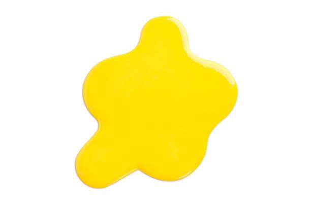 Mucus closeup. Toys for children stock photo