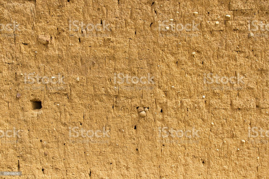 Mud adobe wall texture textura de pared barro adobe stock for Texturas de paredes