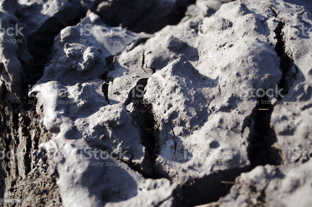 Mud royalty free stockfoto