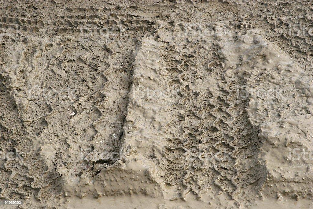 Mud royalty-free stock photo