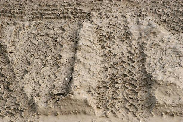 Mud stock photo