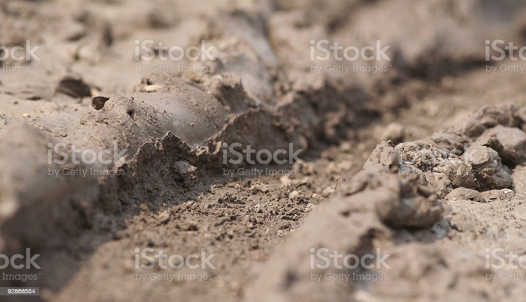 mud royalty-free stock photo